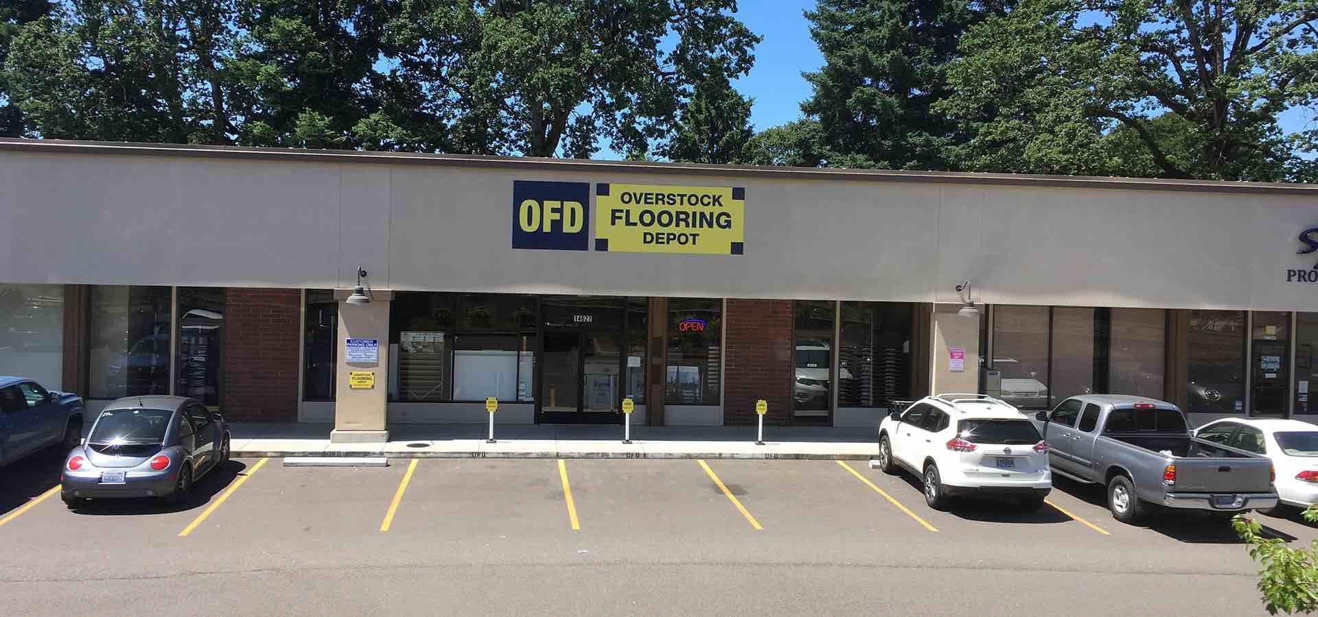 Overstock Flooring Depot